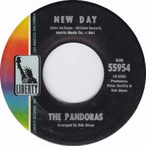 PANDORAS - 67 B