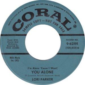 PARKER LORI 60 B