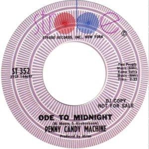 PENNY CANDY MACHINE - 69 B