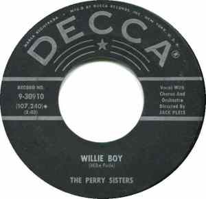 PERRY SISTERS - 59 B