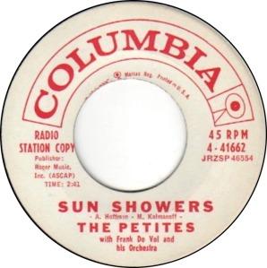 PETITES - 1960 D
