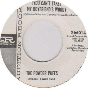 POWERDER PUFFS - 64 A