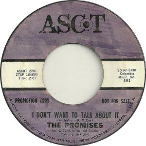 PROMISES - 66 A