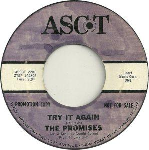 PROMISES - 66 B