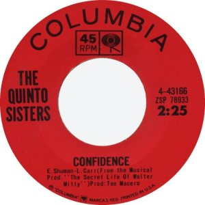 QUINTO SISTERS - 64 B