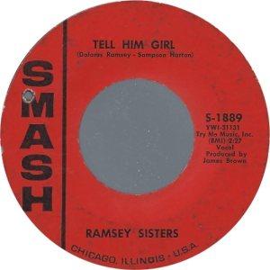 RAMSEY SISTERS 64 B