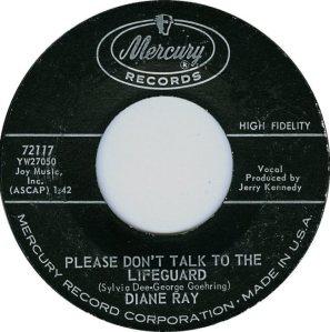 RAY DIANE - 63 B