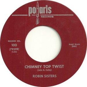 ROBIN SISTERS - 1960'S B
