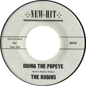 ROBINS - 60'S a