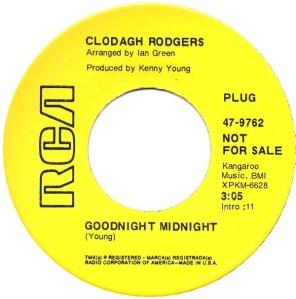 RODGERS CLODAGH 69 A