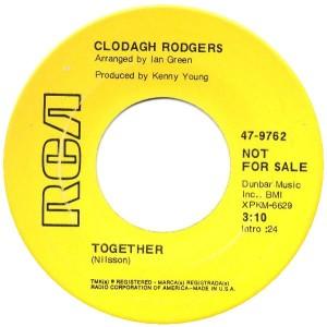 RODGERS CLODAGH 69 B