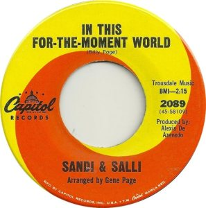 SANDI SALLI - 68 B