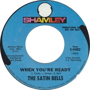 SATIN BELLS - 68 B