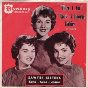 SAWYER SISTERS - 59 A