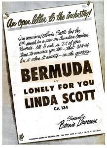 Scott, Linda - 01-62 - Bermuda