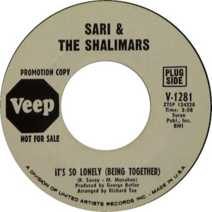 SHARI SHALIMARS 68 A