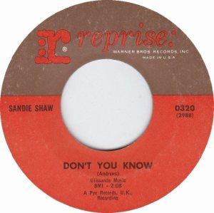 SHAW SANDIE 64 B
