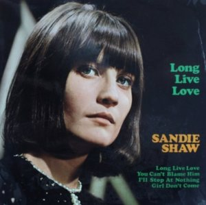 SHAW SANDIE - 65 UK