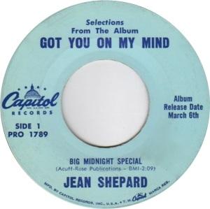 SHEPARD JEAN 61 C