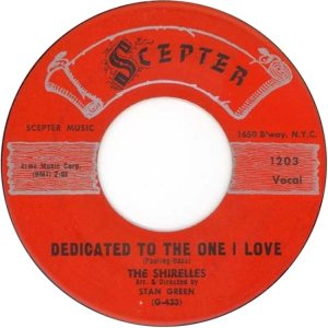 SHIRELLES - DEDICATED - 5-61
