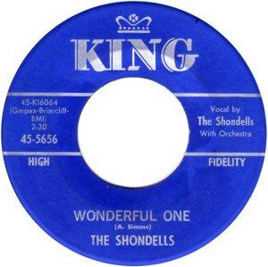 SHONDELLS - 62 A