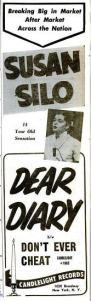 Silo, Susan - 11-56 - Dear Diary