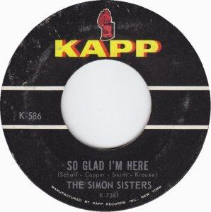 SIMON SISTERS 64 B
