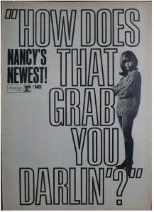 Sinatra, Nancy - 04-66 - How Does That Grab You Darlin'