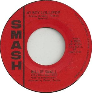 SMALL MILLIE - 64 A
