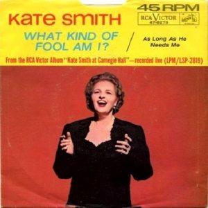 SMITH KATE - 63 A