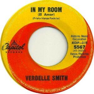 SMITH VERDELLE - 66 A