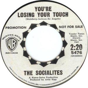 SOCIALITES 64 A