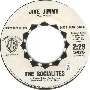 SOCIALITES 64 B