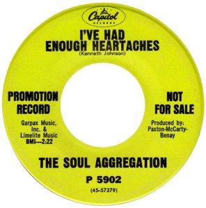 SOUL AGGREGATION - 67 A