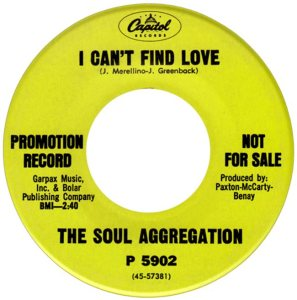 SOUL AGGREGATION - 67 B