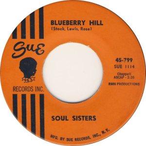 SOUL SISTERS - 64 B