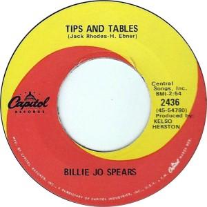 SPEARS BJ - 69 B