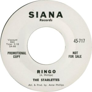 STARLETTES - 64 A