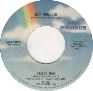 STEELY DAN - 19 A