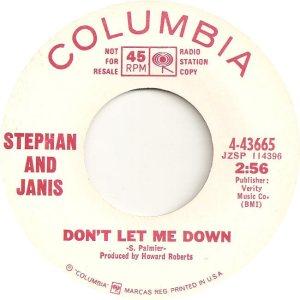 STEPHAN & JANIS - 66 C
