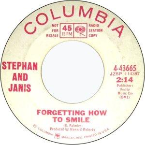 STEPHAN & JANIS - 66 D