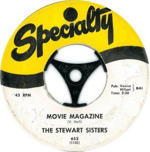 STEWART SISTERS 58 B