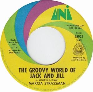 STRASSMAN MARCIA 67 B
