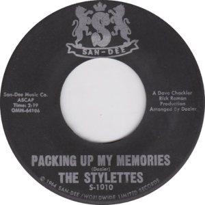 STYLETTES - 64 SANDEE B