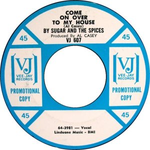 SUGAR SPICES - 64 A