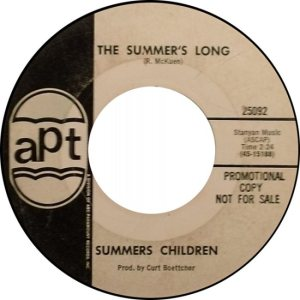 SUMMERS CHILDREN 65 A