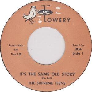 SUPREME TEENS - 67 A
