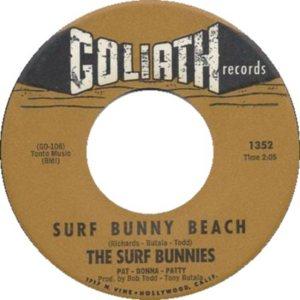 SURF BUNNIES 63 A