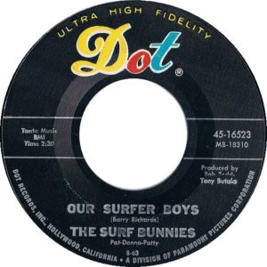 SURF BUNNIES 63 DOT A