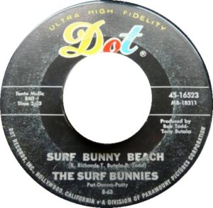 SURF BUNNIES 63 DOT B